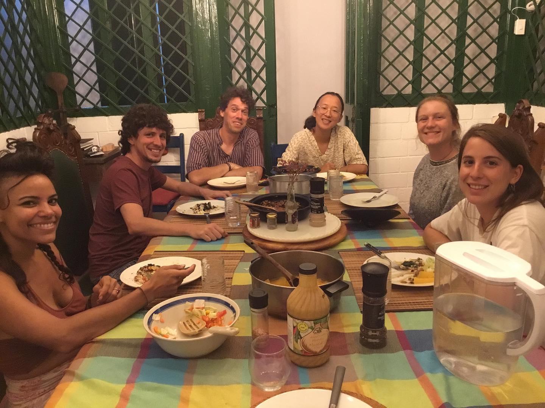 Dinner table !